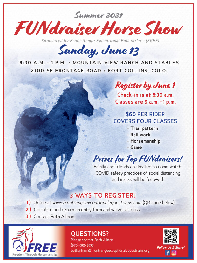 FREE Riders Horse Show